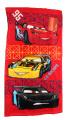 Dětský ručník CARS - červený 2