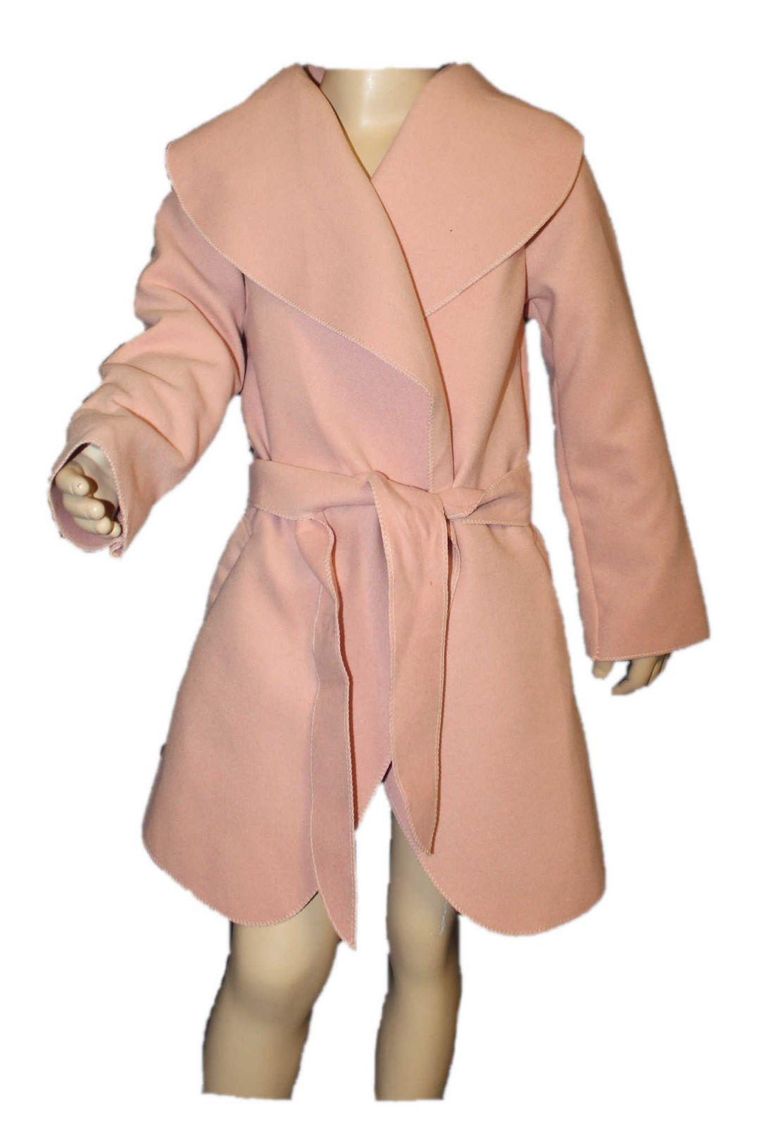 Dívčí fleesový kabát dětský kabátek dětský fleesový kabát