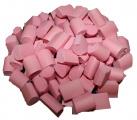 Foam Chunks do slizu - sv.růžové