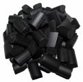Foam Chunks do slizu - černé