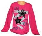 měnící tričko, měnící triko, přeměňovací tričko, měnící obrázek, tričko s flitry Tomurcuk