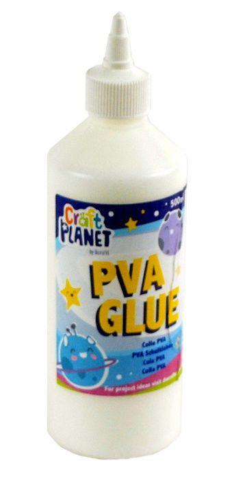 Pva glue lepidlo Lepidlo Pva glue do slizu lepidlo na výrobu slizu pva glue Craft Planet