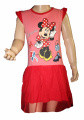 Šaty s tylovou sukní MINNIE - červené