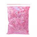 Lesklé kousky do slizu - shinny slime  - růžové