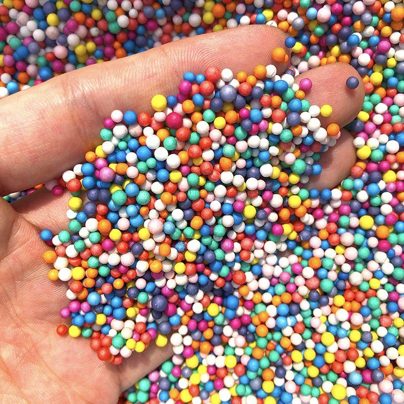 velké kuličky na vyrábění slizu kuličky do slizu kuličky do slizů polystyrenové kuličky do slizu