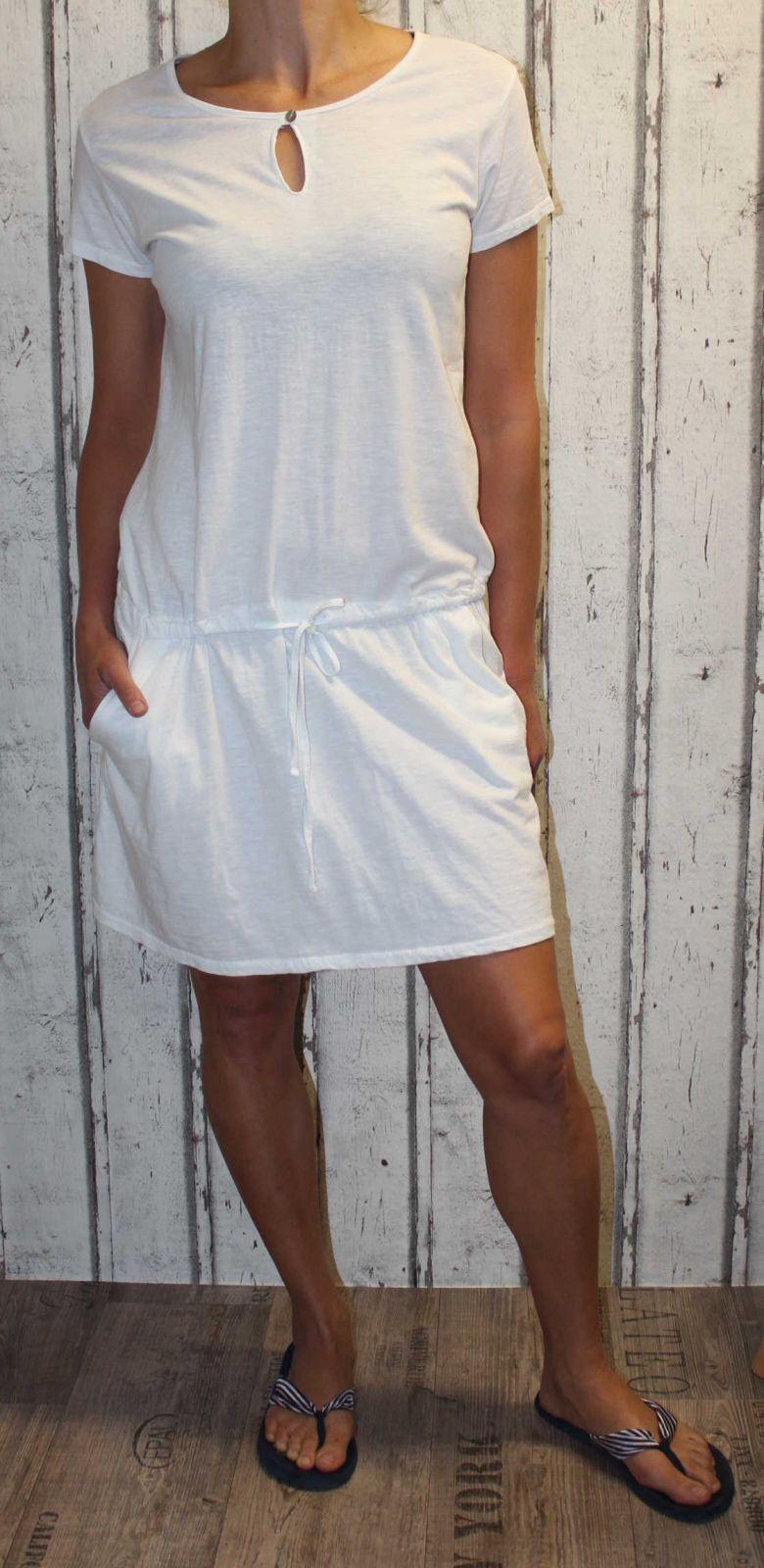 Dámské letní šaty, plážové šaty, dámská tunika, pohodlné šaty