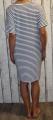 Dámské šaty, dámská tunika pruhované šaty námořnické šaty Italy Moda
