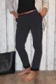 Dámské elegantní kalhoty - černé 2