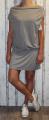 Dámské sportovní šaty - šedé