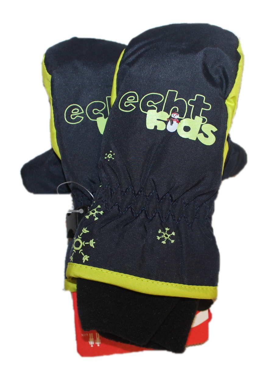 Dětské zimní palčáky, zimní rukavice, dětské rukavice Echt
