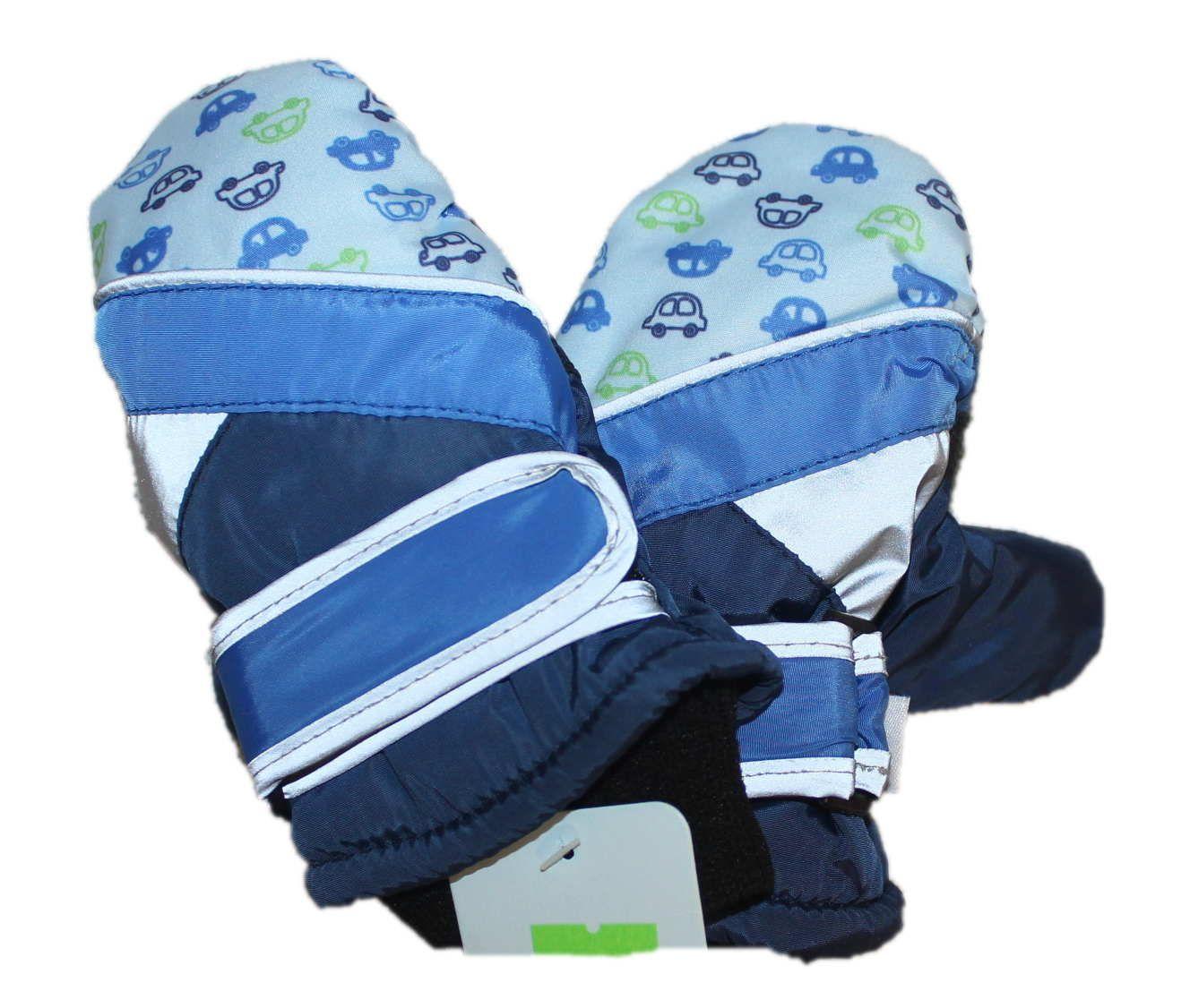 Dětské zimní palčáky, zimní rukavice, dětské rukavice Yo Club