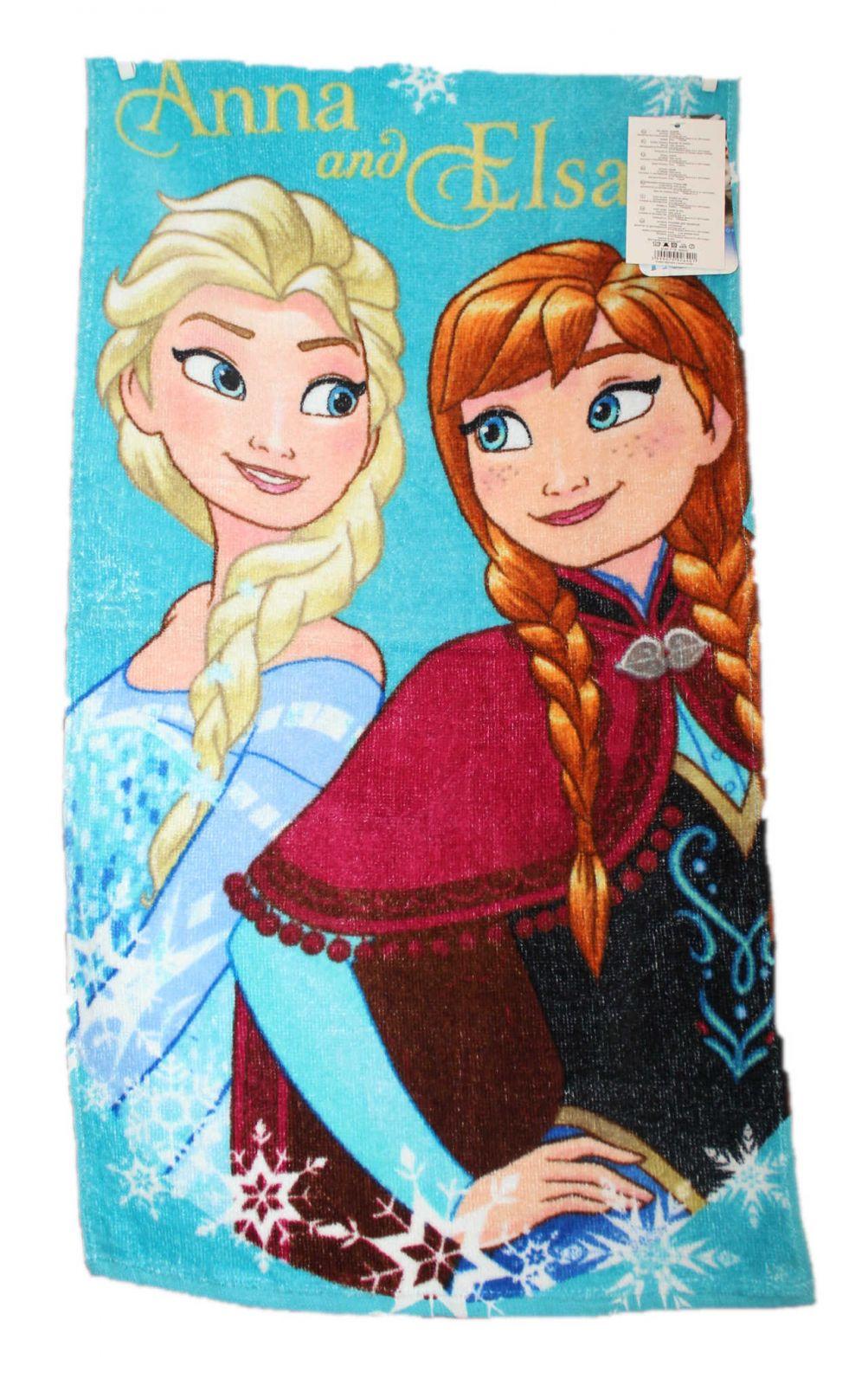 Dětský ručník Frozen dívčí licenční Disney