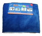 Šátek, nákrčník - teplý - modrý