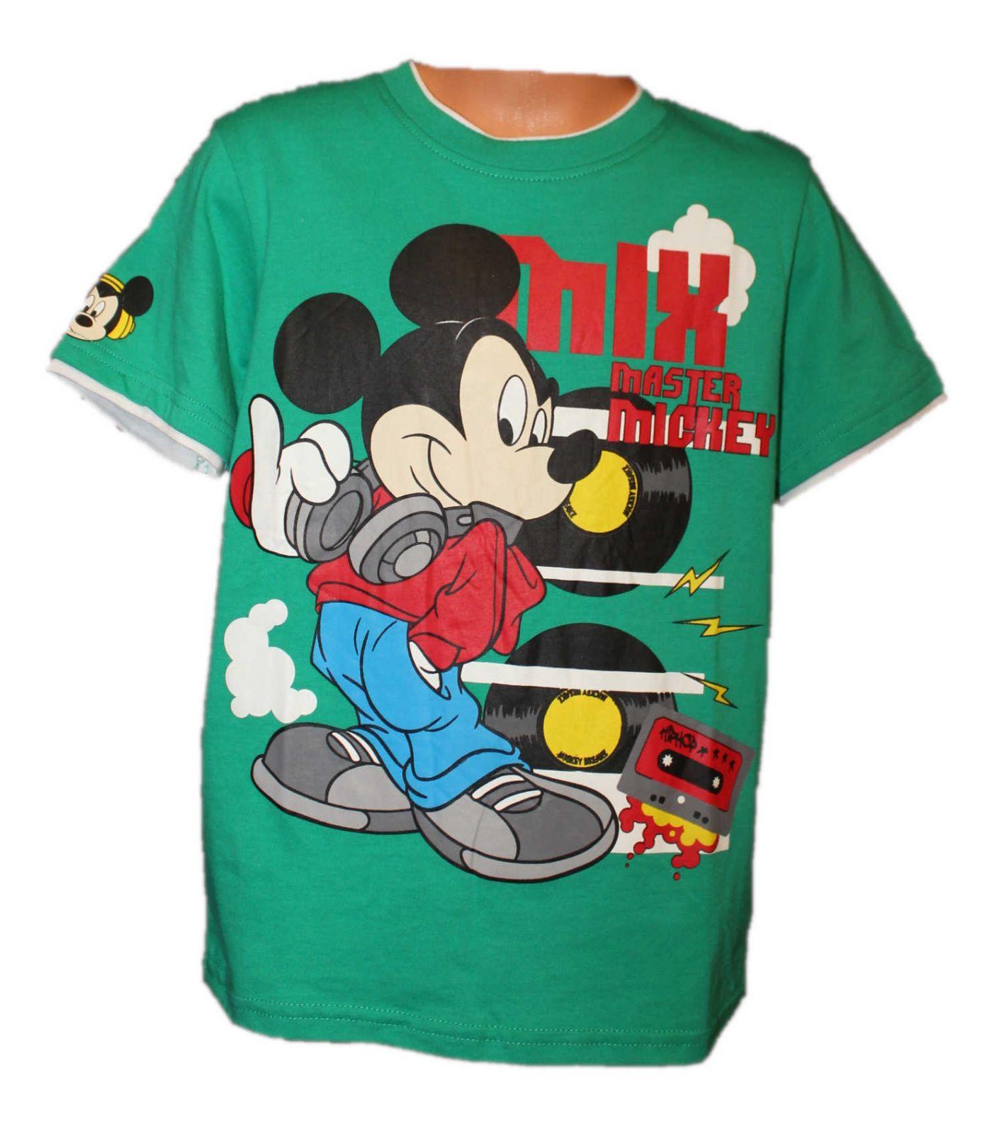 Triko krátký rukáv MICKEY MOUSE Disney