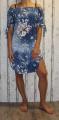 Dámské letní šaty, plážové šaty, dámská tunika, pohodlné šaty dámské šaty volný střih Italy Moda