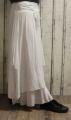 Dámská dlouhá sukně bavlněná dlouhá sukně Italy Moda