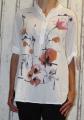 Dámská volná košile, dámská dlouhá košile Italy Moda