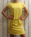 Dámské letní šaty, plážové šaty, dámská tunika, pohodlné šaty, dámské šaty s páskem, pouzdrové šaty Italy Moda