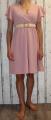 Dámské letní šaty, společenské šaty, dámská tunika, pohodlné šaty dámské šaty volný střih Italy Moda
