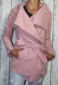 Dámský fleesový kabát dámský kabátek jarní kabát podzimní kabát