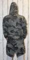 Dámský maskáčový kardigan dámské maskáčové sako Italy Moda