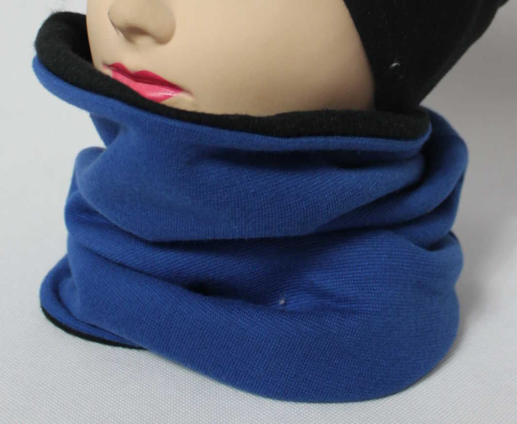 Šátek, nákrčník, dětský nákrčník, zimní nákrčník, nákrčník zateplený fleesem