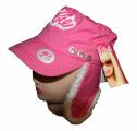 Dětská čepice ušanka Barbie