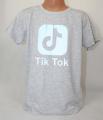 dívčí tričko Tik Tok, triko krátký rukáv Tik Tok, bavlněné tričko Tik Tok, Tik Tok oblečení | 128, 152, 176