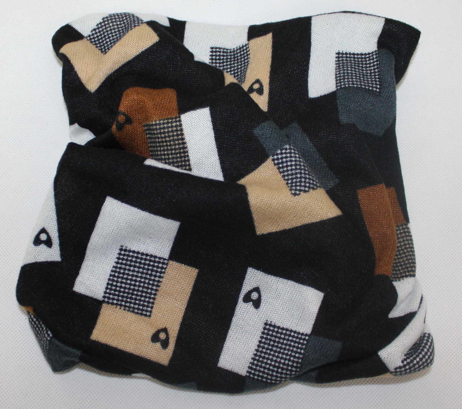 Šátek, nákrčník, dětský nákrčník, dámský nákrčník, dámská čepice, dětská čepice
