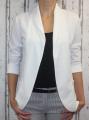 Dámské sako, dámský kardigan, dámské letní sáčko, bílé sako, lehký kardigan