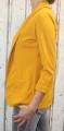 Dámské sako, dámský kardigan, dámské letní sáčko, žluté sako, lehký kardigan