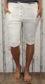 Dámské kraťasy,  dámské baggy, dámské 3/4 kalhoty, bílé kraťasy, bílé 3/4 kalhoty