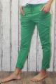 dámské tepláky, dámské kalhoty, letní kalhoty, letní tepláky, lehké tepláky, bavlněné dámské tepláky, zelené tepláky