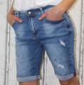 dámské džínové kraťasy velké, pružné džínové kraťasy, velké džínové kraťasy, dámské džínové kraťasy | 37/4XL-5XL, 39/6XL, 40/7XL