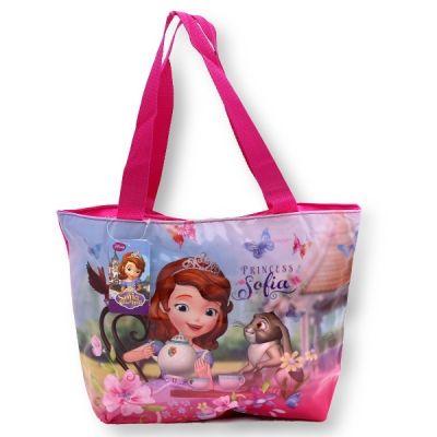Dětská plážová kabelka Sofia dívčí plážová taška Disney