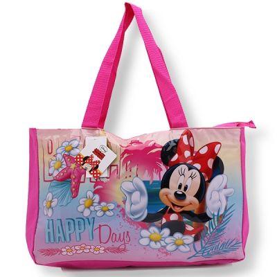 Kabelka plážová taška Minnie plážová taška Disney