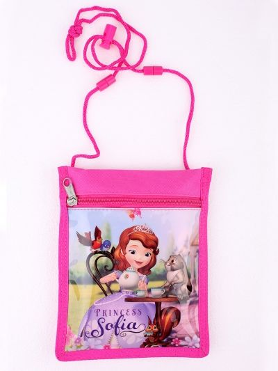Dětská kabelka na krk, dívčí taška na krk Disney