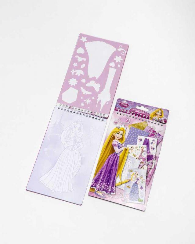 Kreativní sada Princess dětský set s princeznou sada s Locikou Disney
