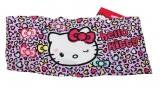 Látková čelenka do vlasů Hello Kitty 4