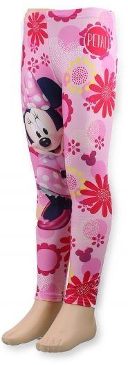 LEGÍNY MINNIE S OBRÁZKY - sv.růžové Disney