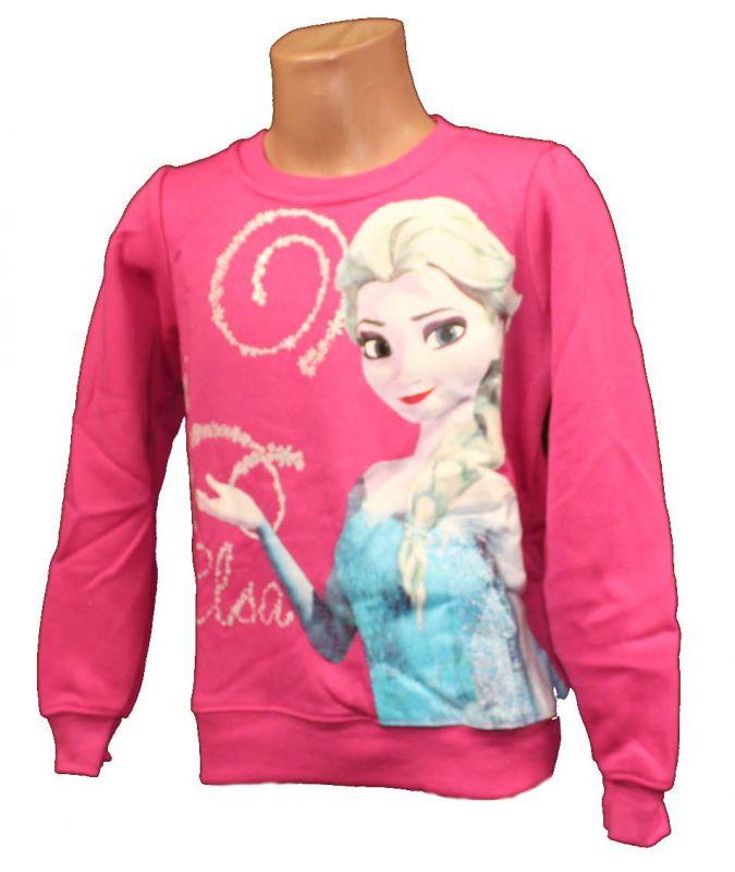 Mikina FROZEN - Ledové království - růžová Disney