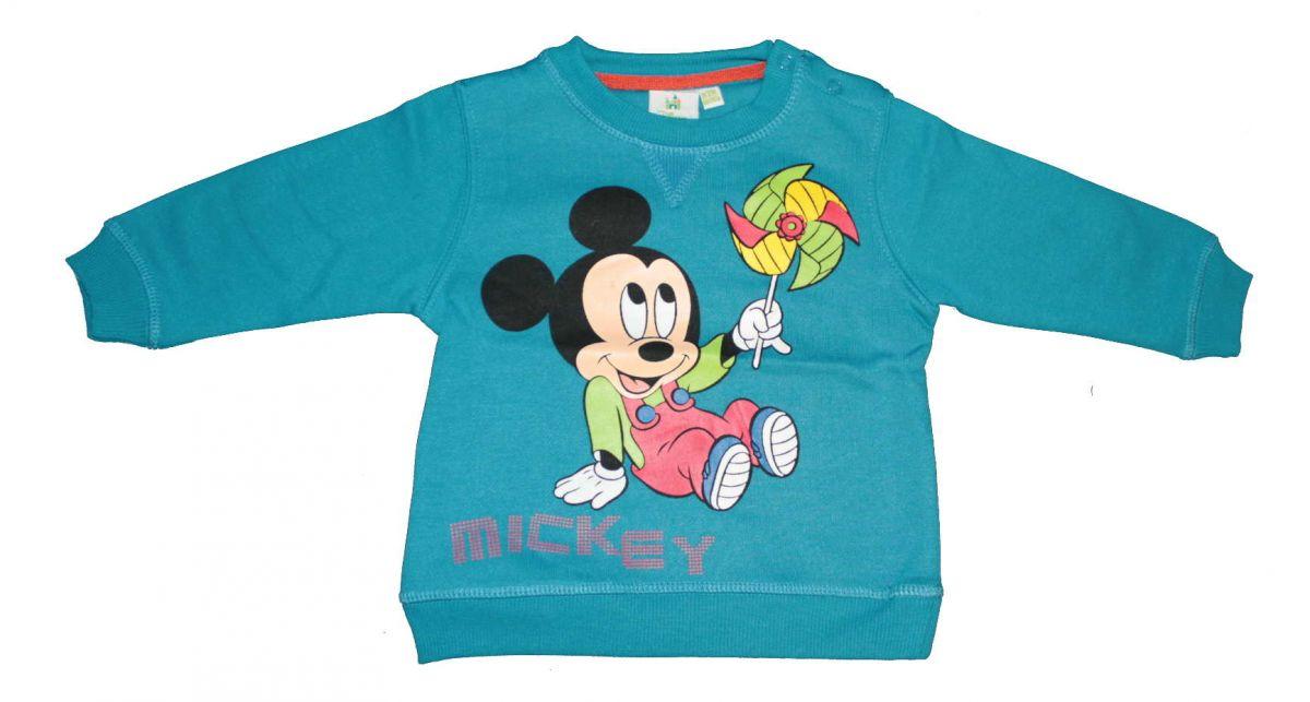 Mikina MICKEY MOUSE - modrá Disney