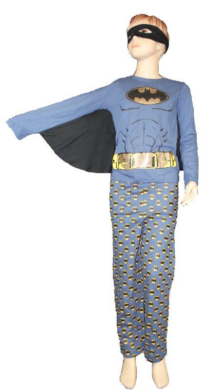 Dětská pyžamo Batman chlapecké pyžamo s batmanem Warner Bros.