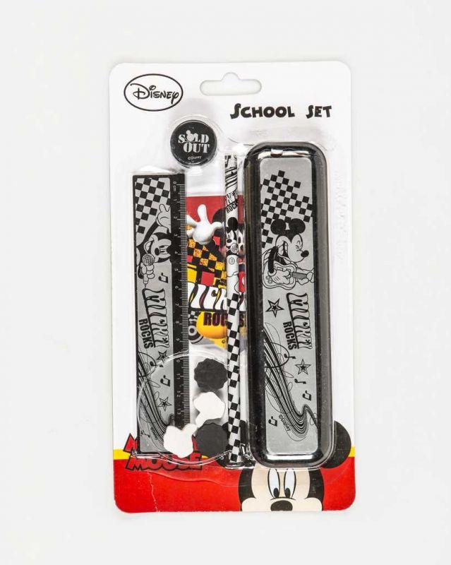 Sada na malování penál Mickey Mouse pouzdro na tužky Disney obal na tužky Mickey Mouse