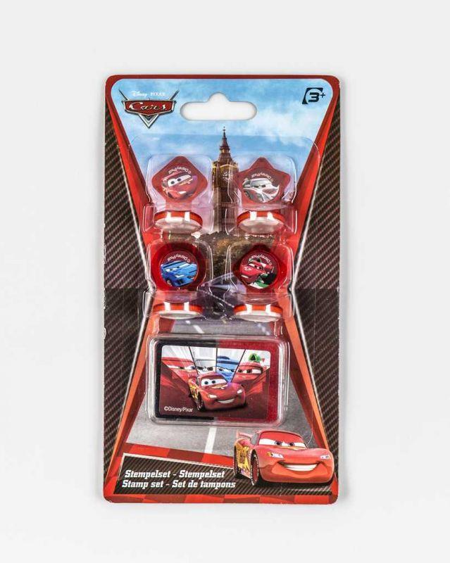 SADA RAZÍTEK - CARS Disney