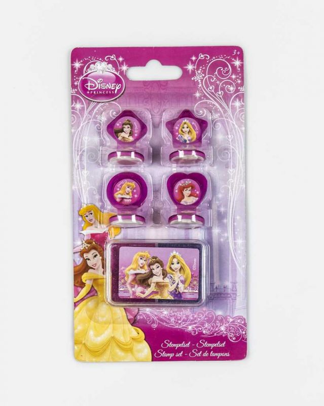 Sada razítek Princess Disney