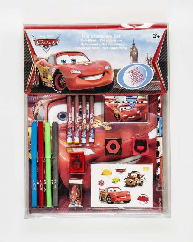Sada set na malování Cars kreativní sada Cars sada auta sada McQueen Disney