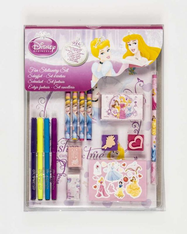 Sada set na malování Princess kreativní sada s princeznou sada Disney