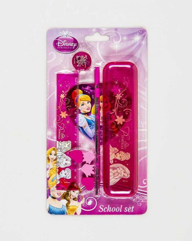 Sada na malování penál Princess pouzdro na tužky Disney obal na tužky Princess