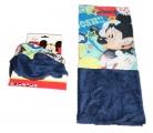 Šátek, nákrčník - MICKEY MOUSE - modrý Disney